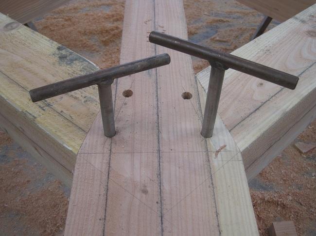 Timber Frame Podgers