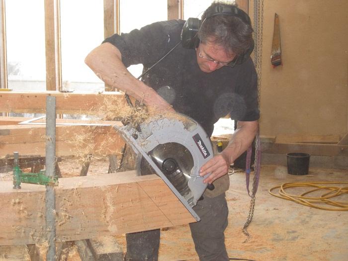 Rob Dawson Castle Ring Oak Frame