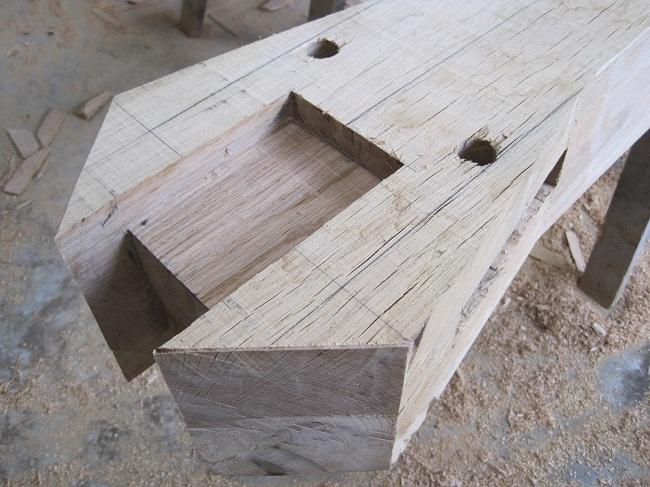 Castle Ring Oak Frame - Oak framed houses