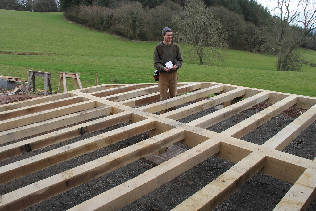 Jacob oak frame Presteigne