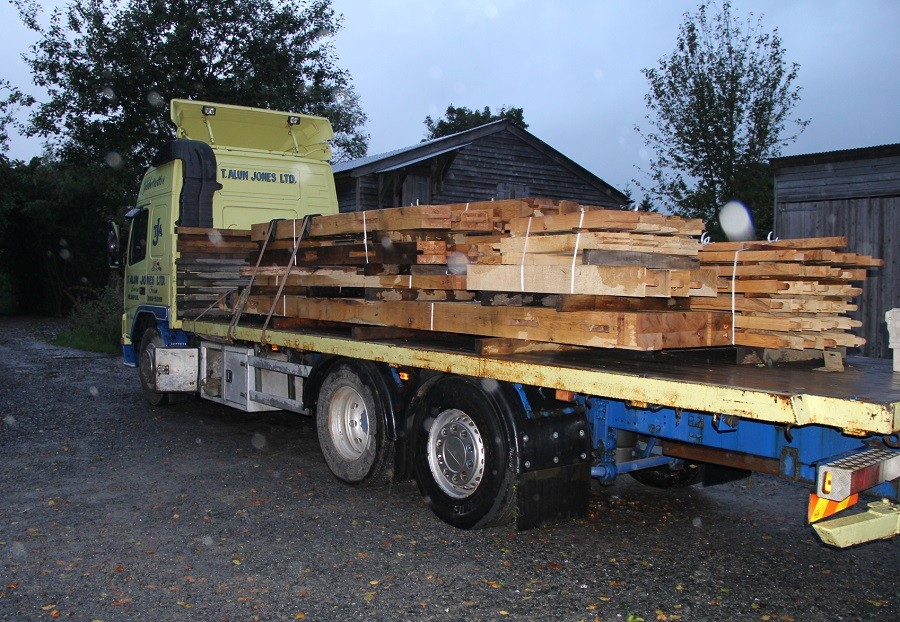 oak framed timber frame