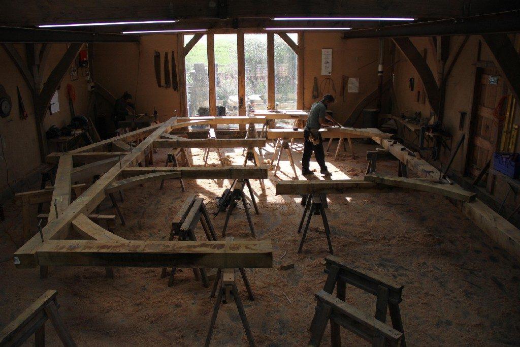 Rob Dawson oak frame