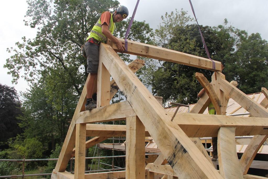 Ridge beams carpentry