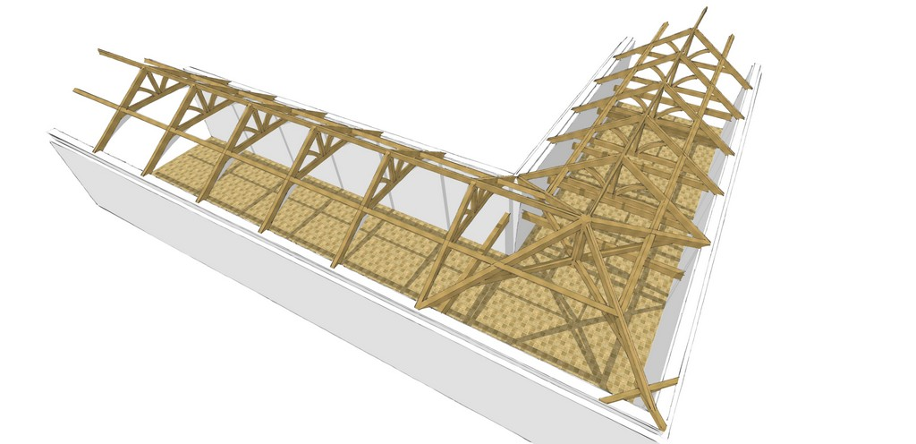 barn project timber frame