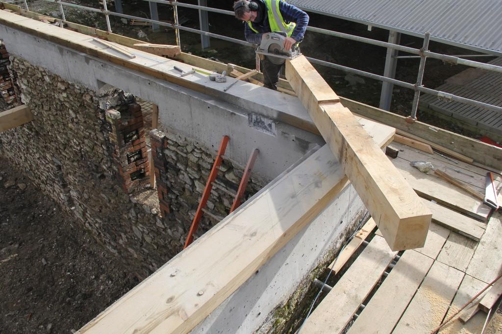 Rob Dawson timber frame